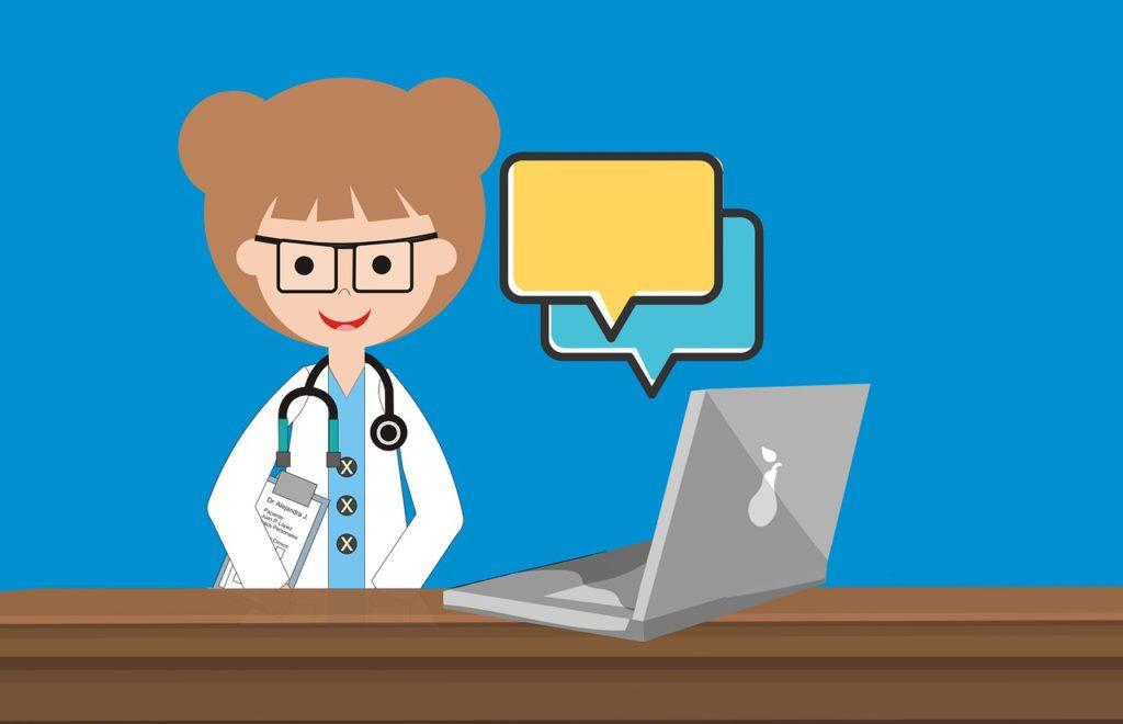 Вы еще не в курсе, что такое онлайн-консультации? Рассказываем